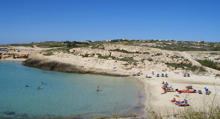 Lampedusa Cala Croce