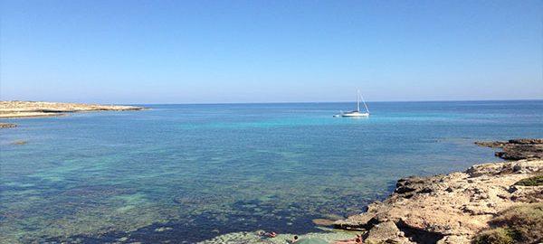 Cala Spugne Lampedusa
