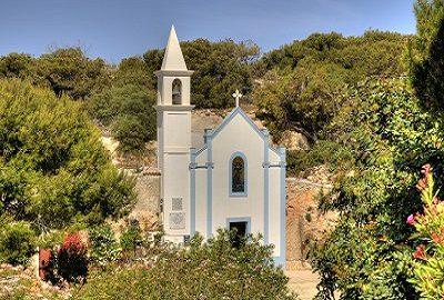 Santuario della Madonna di Porto Salvo Lampedusa