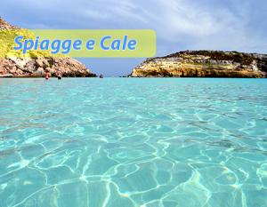 Lampedusa Spiagge e Cale