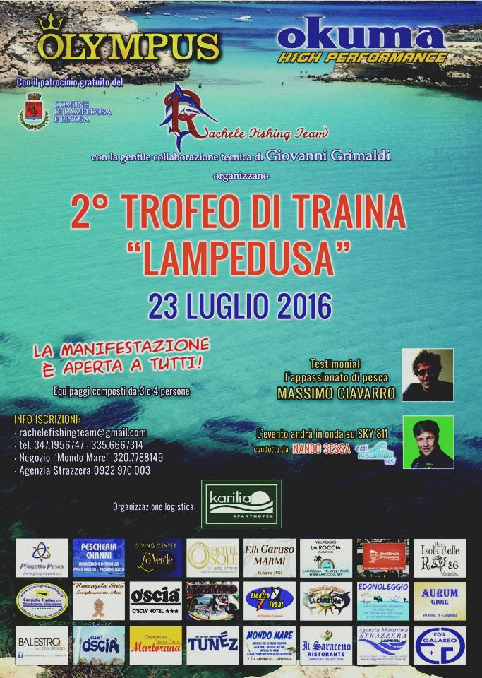 2° Trofeo di Traina Lampedusa