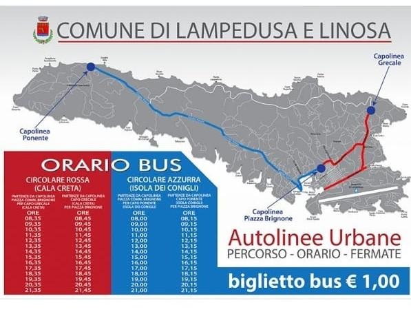 Autobus Lampedusa